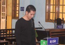 Bị cáo Phạm Trung Thắng đã bị kết án 12 tháng tù giam. Ảnh: Văn Ngọc