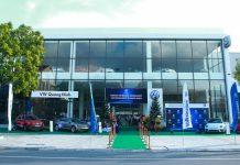 Volkswagen có thêm đại lý 4S tại Quảng Ninh