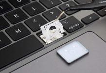 Macbook Pro 13 inch 2020 sẽ không còn bàn phím cánh bướm