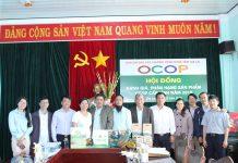 Hội đồng đánh giá phân hạng sản phẩm OCOP cấp tỉnh. Ảnh: Nguyễn Diệp