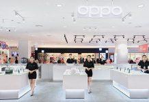 Oppo sắp mở nhiều cửa hàng trải nghiệm Oppo Shop tại Việt Nam