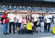 honda racing vietnam vo dich giai thailand talent cup