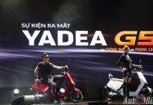 Video: Xe máy điện Yadea G5 giá 40 triệu có hơn VinFast Klara