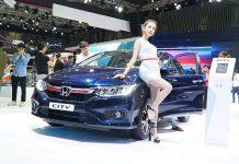 Honda City giảm 30 triệu, cạnh tranh Toyota Vios, Kia Soluto