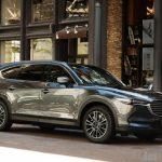 Mazda CX-8 Deluxe - Lựa chọn không thể bỏ qua dịp tết năm nay