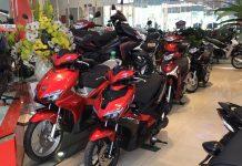 Bảng giá xe máy Honda ngày 9/1/2020