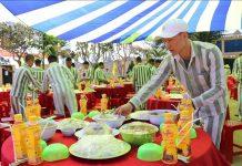 Gia Lai: Bữa cơm tất niên đặc biệt