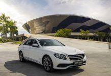 Mercedes-Benz E 200 Exclusive 2020 giá 2,29 tỷ đồngtại Việt Nam
