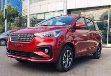 Suzuki Ertiga 2020 về đại lý, giảm giá 10 triệu đồng