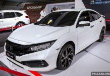 Honda Civic 2020 ra mắt – kiểu dáng mới, thêm trang bị an toàn