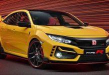 Honda Civic Type R Limited Edition vừa ra mắt với nhiều thay đổi ấn tượng