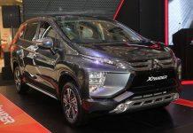 Mitsubishi Xpander được nâng cấp, thay đổi 'nhẹ' ngoại thất