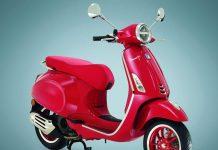 Vespa Primavera RED 2020 ra mắt với giá 108 triệu đồng