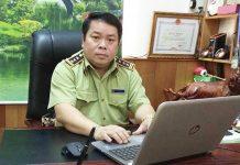 Ông Lê Hồng Hà. Ảnh: V.T