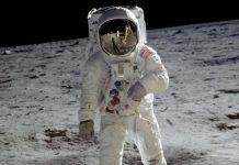 NASA dự kiến đưa phi hành gia nữ lên mặt trăng thông qua chương trình Artemis vào năm 2024. Ảnh: CNN