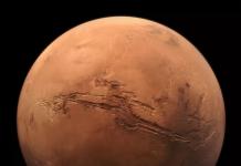 Sao Hỏa - ảnh: NASA