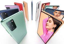 Samsung Galaxy S20 Fan Edition ra mắt: Chống nước, chip S865, RAM 8 GB, giá từ 16,22 triệu