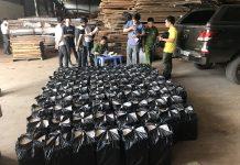 Lộ diện đường dây buôn lậu thuốc lá ở Gia Lai
