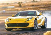 Ferrari triệu hồi dòng xe 812 Superfast tại Mỹ