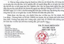Sau vụ thu cả 'tiền đánh trống', Gia Lai yêu cầu lập đường dây nóng xử lạm thu