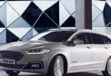 Ford Mondeo 2021 được ra mắt