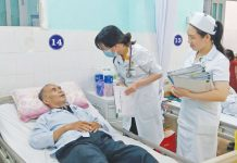 Gia Lai quan tâm chăm sóc sức khỏe người cao tuổi