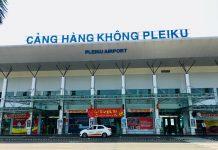 Cảng Hàng không Pleiku tạm dừng khai thác đến 19 giờ ngày 28-10