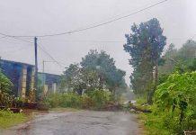 Gia Lai: Gần 122 ngàn khách hàng bị mất điện do ảnh hưởng bão số 9