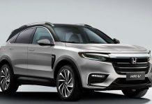 Honda HR-V sắp ra mắt phiên bản mới nhằm tăng sức cạnh tranh với Hyundai Kona
