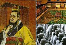 Lăng mộ Tần Thủy Hoàng ẩn chứa nhiều bí ẩn khiến khoa học chưa giải mã được. Ảnh ST