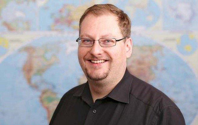 Nghi phạm Stefan R. là giáo viên dạy toán và hóa /// Chụp màn hình Daily Mail
