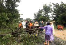 Gia Lai khôi phục mạng lưới giao thông sau mưa bão