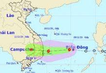 Dự báo thời tiết tỉnh Gia Lai từ đêm 9-11 đến sáng 11-11