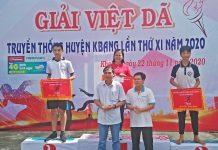 118 vận động viên tham gia Giải Việt dã truyền thống huyện Kbang