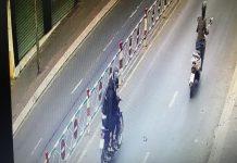 Công an TP. Pleiku truy tìm 2 thanh niên tông Phó Hiệu trưởng Trường THCS Nguyễn Du