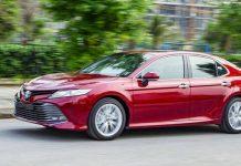 Toyota Camry thống trị phân khúc sedan cỡ trung trên toàn cầu