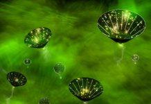 Mô phỏng sự xuất hiện của các vũ trụ sơ sinh ngay sau sự kiện Big Bang ẢNH: KAVLI IPMU