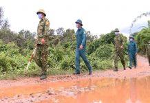 Gia Lai: Kiểm soát phòng, chống dịch COVID-19 tại khu vực biên giới