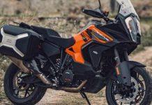 Cận cảnh mô tô thể thao mạo hiểm KTM 1290 Suer Adventure S 2021 vừa ra mắt