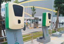 VinFast xây dựng trạm sạc cho xe máy và ôtô điện tại Hà Nội