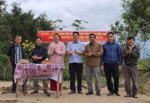 Khởi công xây dựng lớp học cho học sinh vùng khó xã Chư Krêy