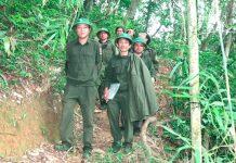 Kbang tăng cường bảo vệ rừng dịp Tết