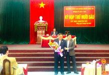 Ông Phan Trần Thọ được bầu giữ chức Chủ tịch HĐND huyện Kbang