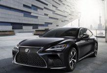 Lexus LS 500 và LS 500h 2021 được ra mắt tại Việt Nam