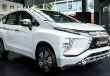 Mitsubishi Xpander là mẫu xe tăng trưởng duy nhất trong phân khúc đa dụng