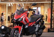 Honda ADV 150 đời 2021 được ra mắt tại Malaysia