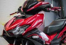 Cận cảnh Honda RS150R 'hóa' Honda Winner X dưới bàn tay hãng độ