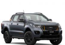 Ford Ranger vươn lên dẫn đầu danh sách ôtô bán chạy nhất tại Việt Nam