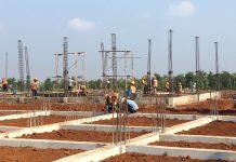 Sở Kế hoạch và Đầu tư tỉnh Gia Lai kiểm tra tiến độ thi công các dự án điện gió