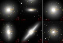 Tìm thấy hàng chục thiên hà lùn siêu đặc